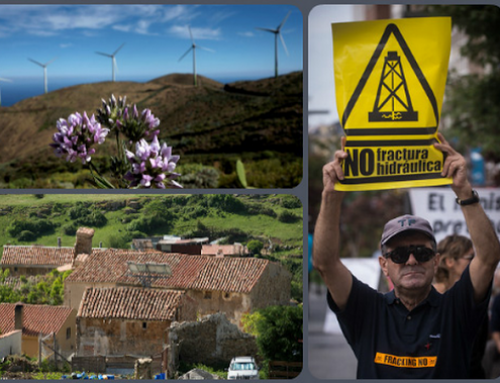 El Arctic Sunrise de Greenpeace llega a España para reivindicar la protección del medio ambiente