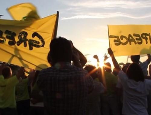 Esta vez Greenpeace necesita de ti… un voto